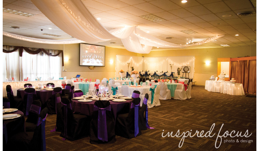 Club  Wedding Venue  Waterloo, IA » Inspired Focus Photo amp; Design