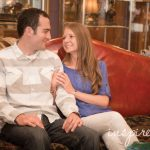 Cedar Falls Engagement Photographer – Karen + Spencer [Cedar Falls, IA]
