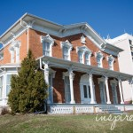 Iowa wedding photographer | Snowden House | Waterloo, IA