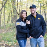 Engagement Photography | Cedar Falls | Chelsea + Joe