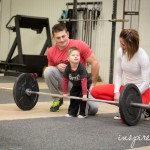 Crossfit family photos | Cedar Falls, Iowa photography
