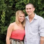 Wedding photography | Cedar Falls, IA | Kristi + Kevin Engagement