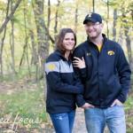 Engagement Photography | Cedar Falls | Chelsea + Joe