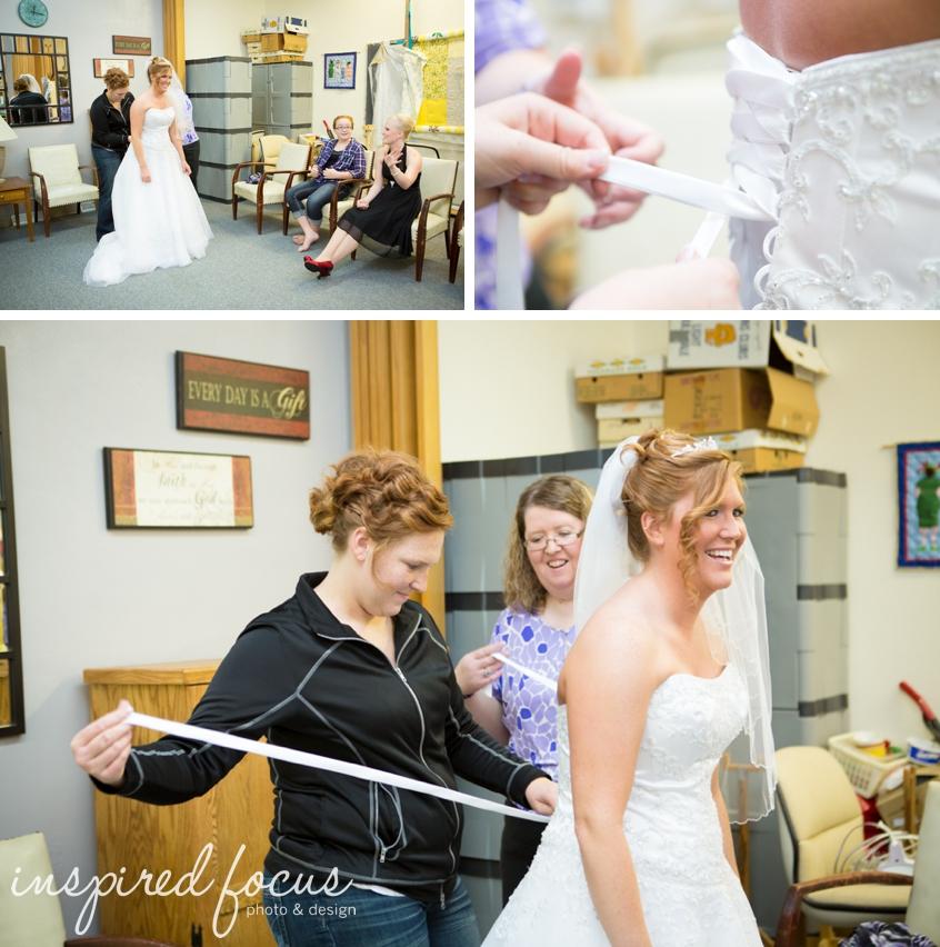 Wedding Photography Iowa   Lindsay + Andrew   Waterloo ...