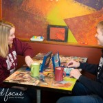 Engagement Photographer | Cedar Falls, IA | UNI Campus