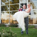 Cedar Falls Wedding Photography | Hilton Garden Inn