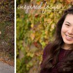 Cedar Falls Senior Photographer | IA | Fall | Kira